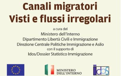 Canali migratori. Visti e flussi irregolari