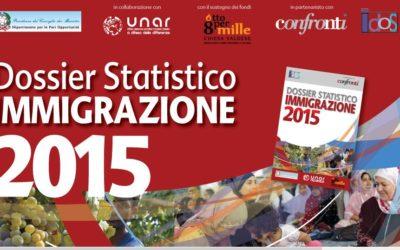 Dossier Statistico Immigrazione 2015