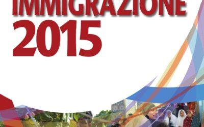PRESENTATION OF THE DOSSIER STATISTICO IMMIGRAZIONE 2015