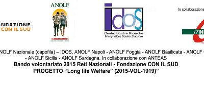 Napoli, 6 marzo 2018. Convegno regionale Long Life Welfare: il Volontariato a supporto della tutela e dell'autotutela