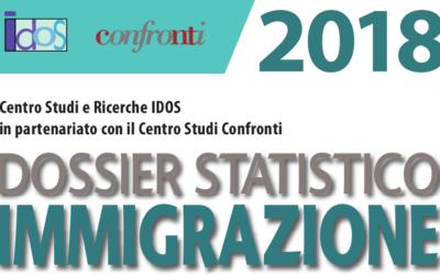 Dossier Statistico Immigrazione 2018