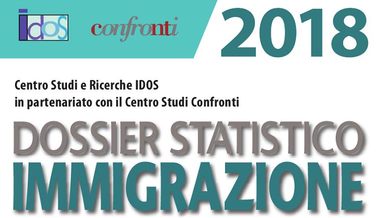 Presentazione del Dossier Statistico Immigrazione 2018 a Civitavecchia