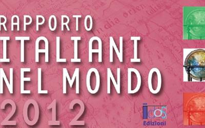 Rapporto Italiani nel Mondo 2012