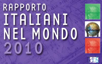 Rapporto Italiani nel Mondo 2010
