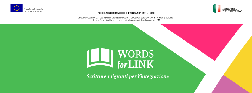 """Words4link – Scritture migranti per l'Integrazione"": on-line la piattaforma web"