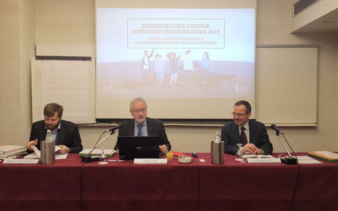 A Milano il Focus di Idos-Assindatcolf su lavoro domestico e flussi