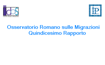 Call for Papers: abstract e proposte entro il 31 gennaio 2020