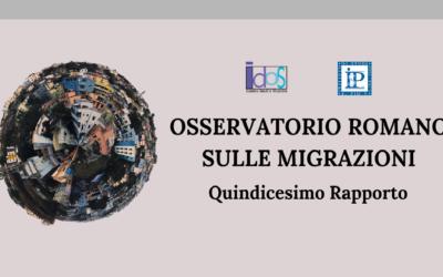 Osservatorio Romano sulle Migrazioni